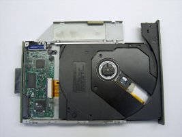 Postmortem of my DVD drive